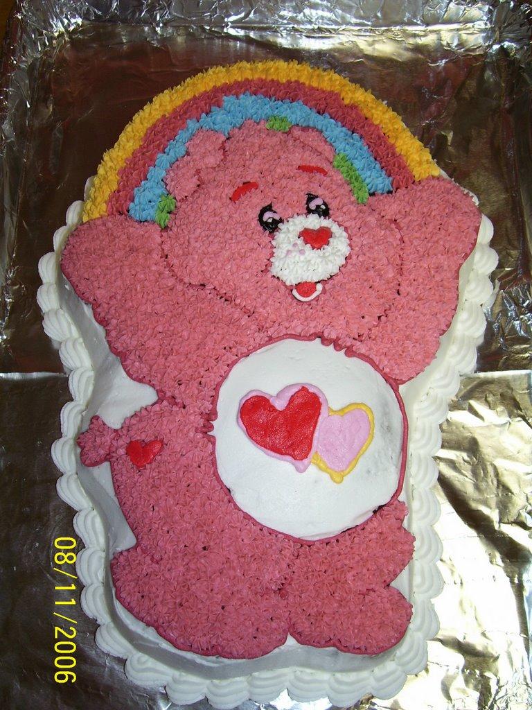 Care Bear Cake Carey Amp Bell