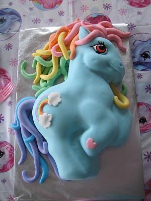 My Little Pony Cake Carey Bell